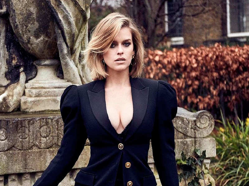Alice Eve to lead horror film 'The Queen Mary'