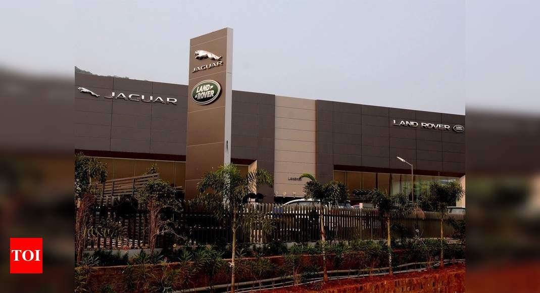 JLR sets up charging infra at retail outlets