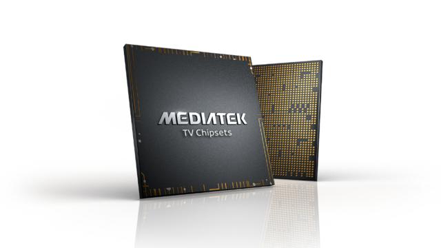 MediaTek announces MT9638 4k smart TV chipset