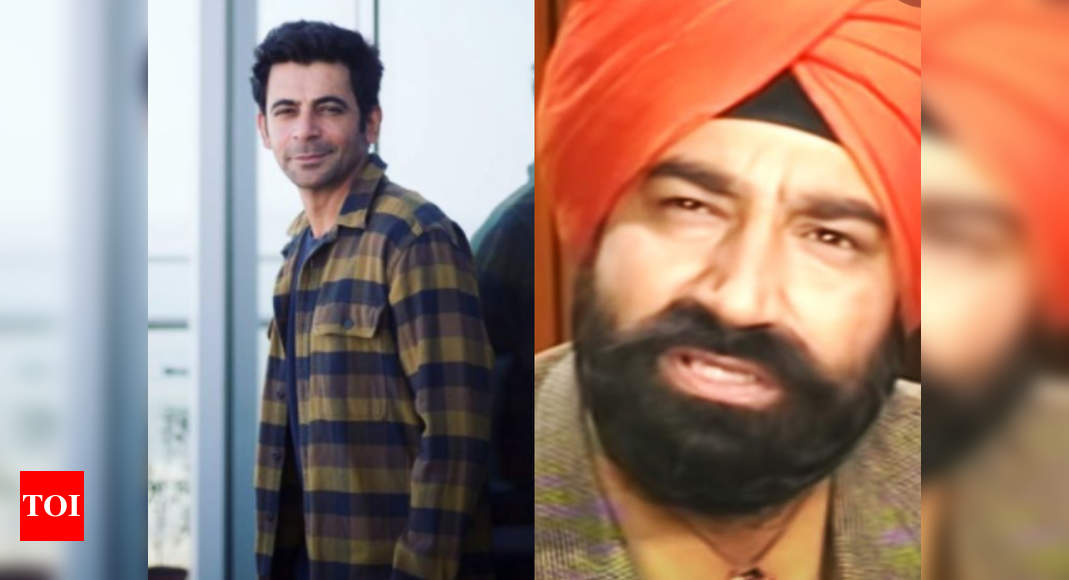 Sunil Grover remembers late comedian Jaspal Bhatti; addresses him as 'The man who made the entire generat - Times of India