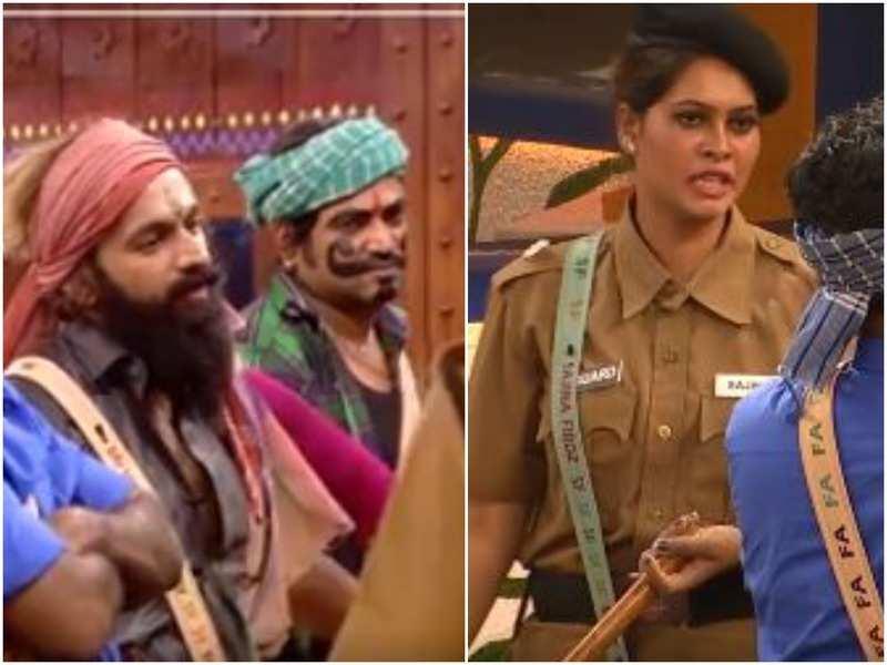 Bigg Boss Malayalam 3 preview: Tempers run high in 'police-thieves' task; Sajna, Sai Vishnu come to blows