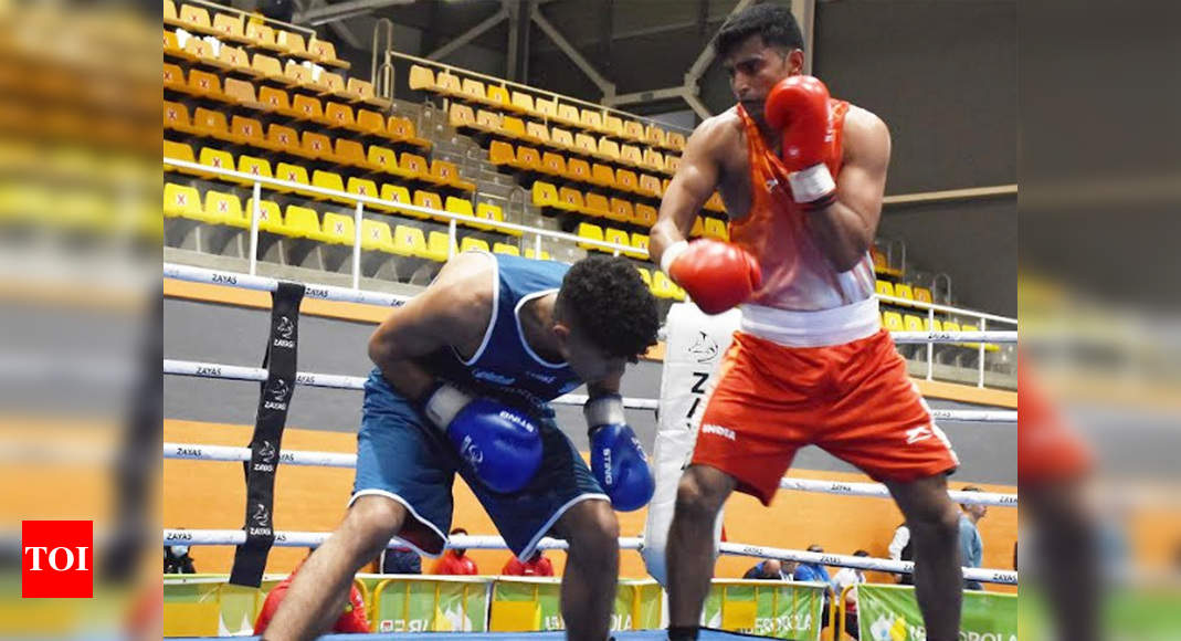 Manish Kaushik enters quarters of Spanish boxing tournament