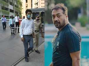 IT officer exits Anurag Kashyap's residence