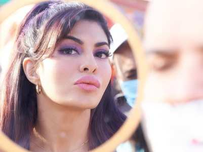 Jacqueline wraps up Bachchan Pandey shoot