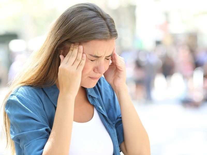 "My COVID Story: ""I experienced a shooting headache like I'd never experienced before"""
