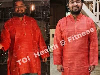 "Weight loss: ""I had eggs twice a day and lost 25 kgs"""