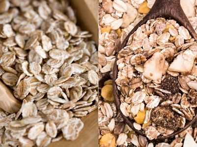 Wheat flakes vs muesli: Which is healthier for weight loss?