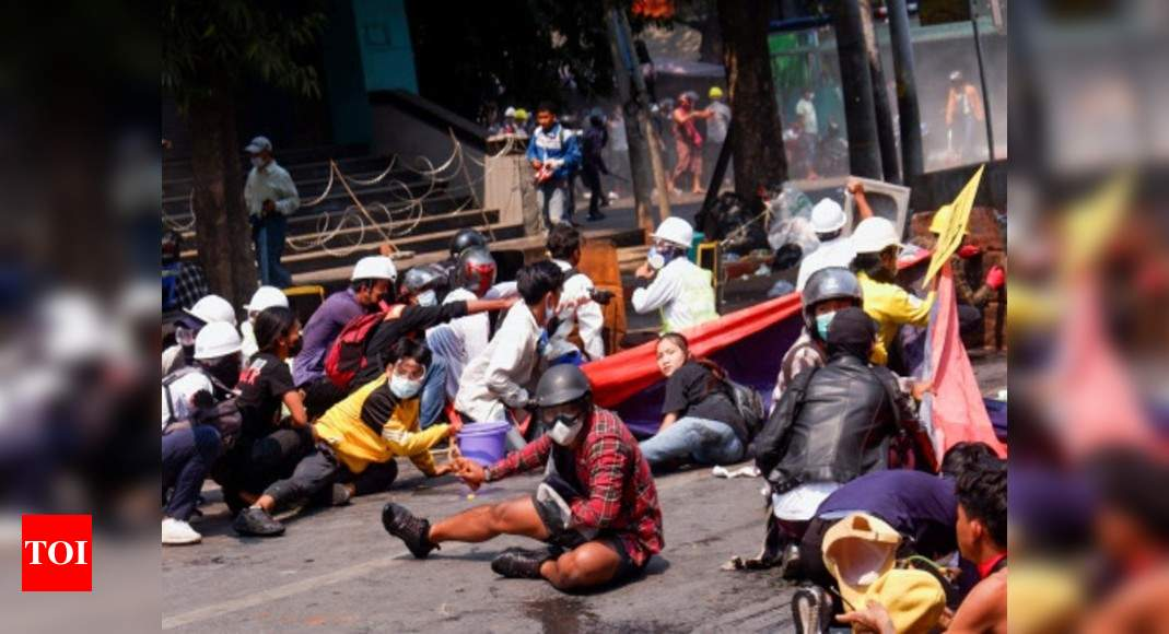 Myanmar security forces kill at least 33 protesters: Reports