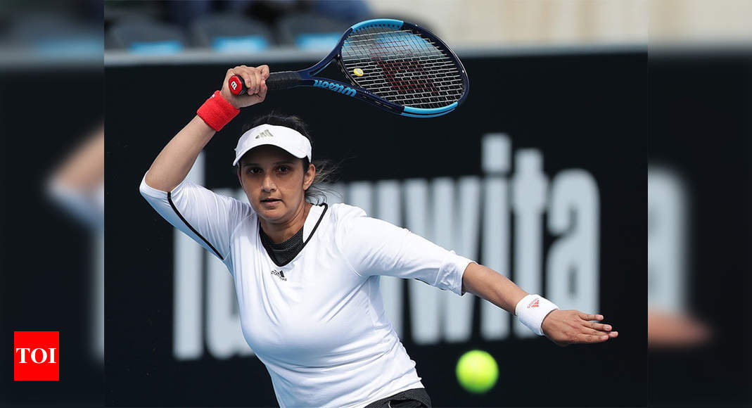 Sania-Andreja pair enters semifinals of Qatar Open