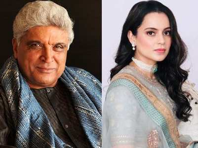 Javed files Caveat in SC in Kangana's plea