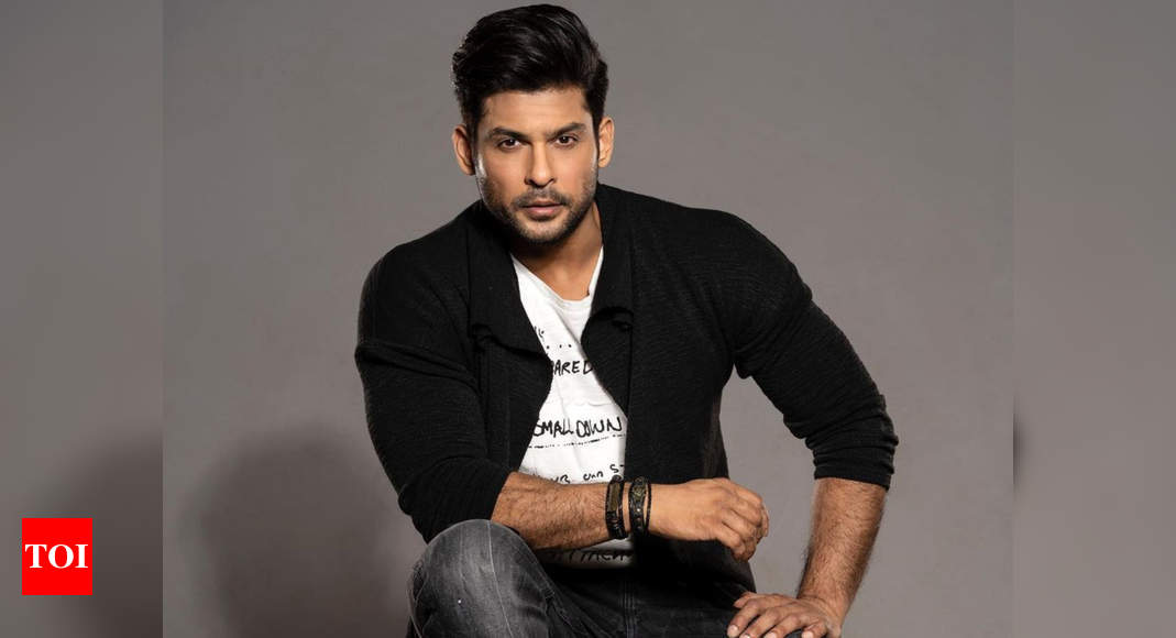 Sidharth Shukla has a strong advice for the boys; says, 'Please build your character in such a way that a - Times of India