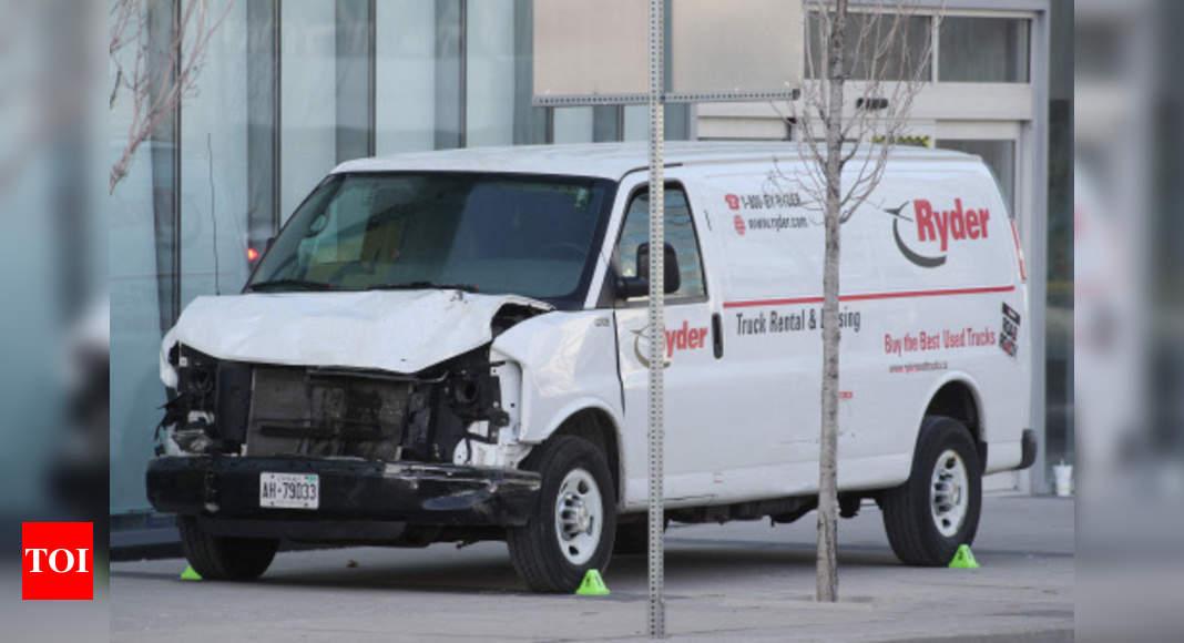Alek Minassian: Toronto van attacker found guilty of killing 10, injuring 16 | World News – Times of India