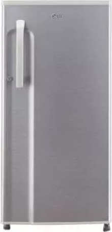 LG Single Door 188 Litres 3 Star Refrigerator Dazzle Steel GL-D191KDSD