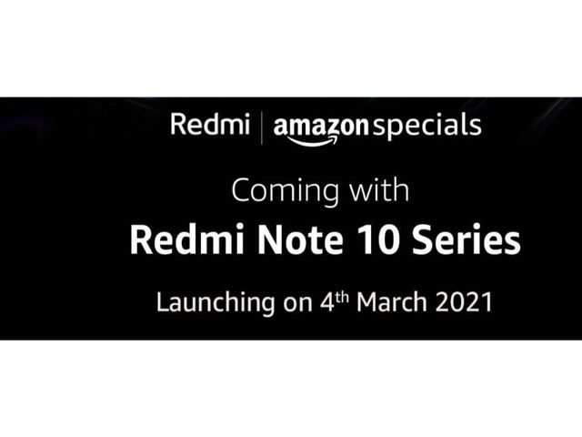 Redmi Note 10 series launch today: How to watch live stream