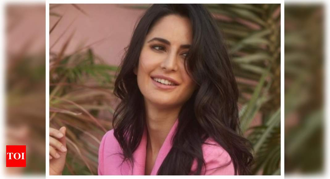 Katrina Kaif trains under South Korean stunt artists to pack a punch in 'Tiger 3' – Times of India