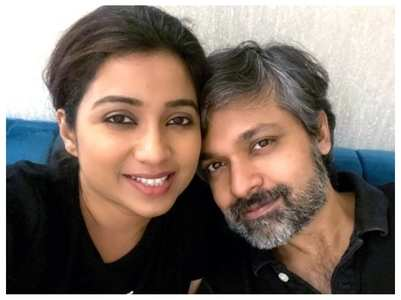 Shreya Ghoshal: Baby #Shreyaditya on its way