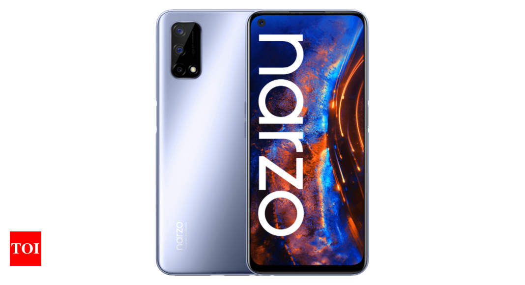 Realme Narzo 30 Pro 5G to go on first sale on Flipkart today at 12pm