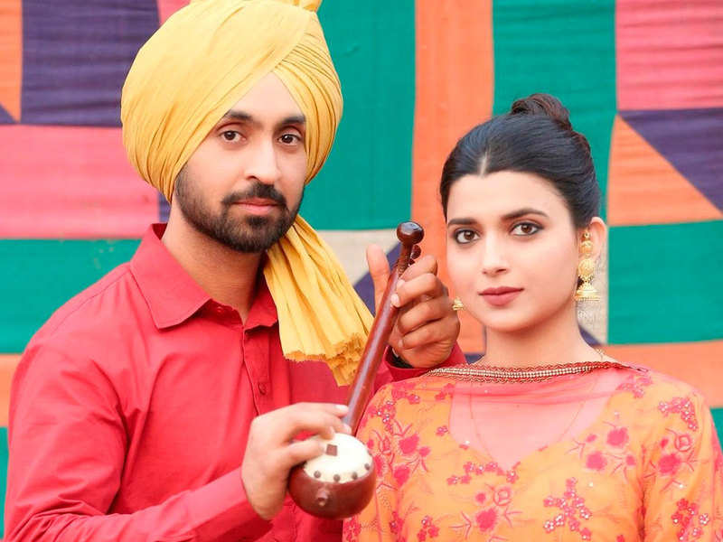 Diljit Dosanjh and Nimrat Khira's 'Jodi' to release on June 24th