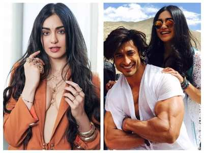 Exclusive! Adah on 4 years of 'Commando 2'