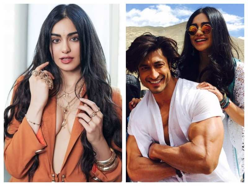 Exclusive interview! Adah Sharma on 4 years of 'Commando 2': Vidyut Jammwal is riveting as a co-star, and dexterous as a person