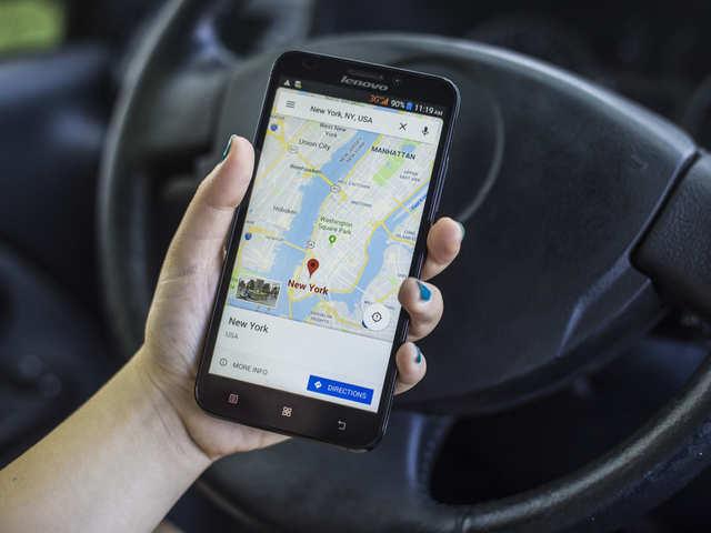 google maps railway crossing feature: Google Maps may soon ...