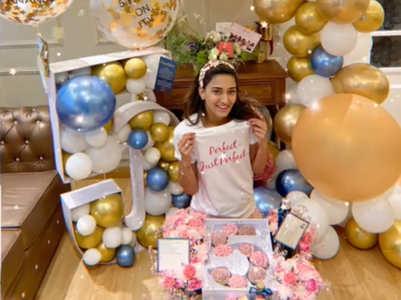 Erica celebrates 5 years in TV industry