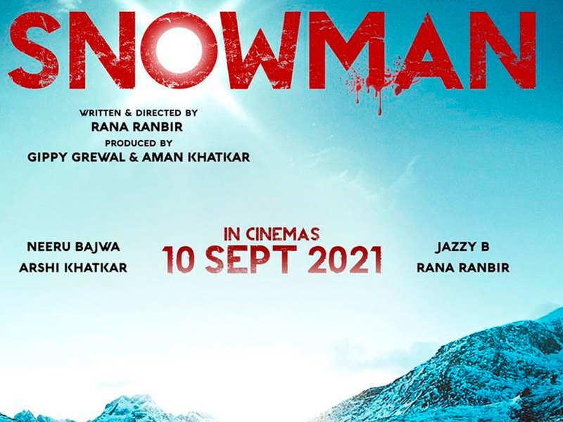 Neeru Bajwa's 'Snowman' to release on September 10th