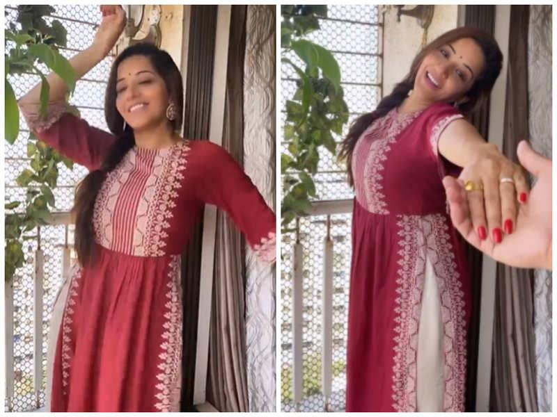 Watch: Monalisa grooves to Emraan Hashmi's latest song 'Lut Gaye'