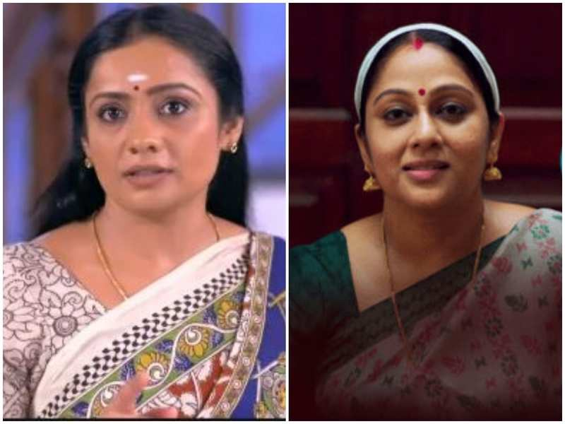 Kudumbavilakku continues to rule the TRP chart; Santhwanam is back to second spot