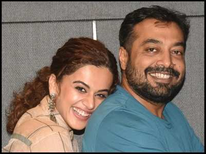 IT dept on raiding Anurag, Taapsee homes
