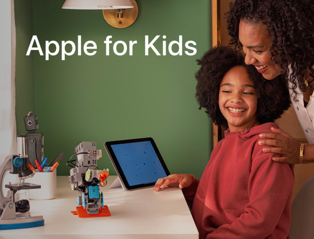Apple launches new website to help parents manage what their kids do on iPhone, iPad