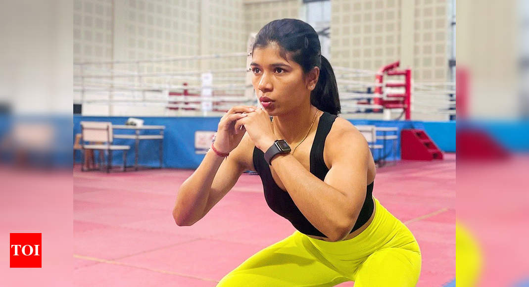 Father's words 'boxing is not for women' challenged me, says Nikhat Zareen   Boxing News – Times of India
