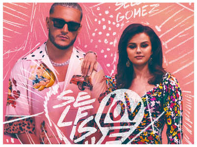 Selena reunites with DJ Snake for 'Selfish love'