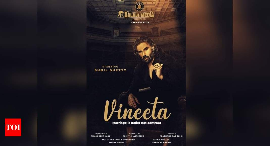 Exclusive! Suniel Shetty lashes out at fake 'Vineeta' poster, 'I want to send these dangerous frauds to j - Times of India