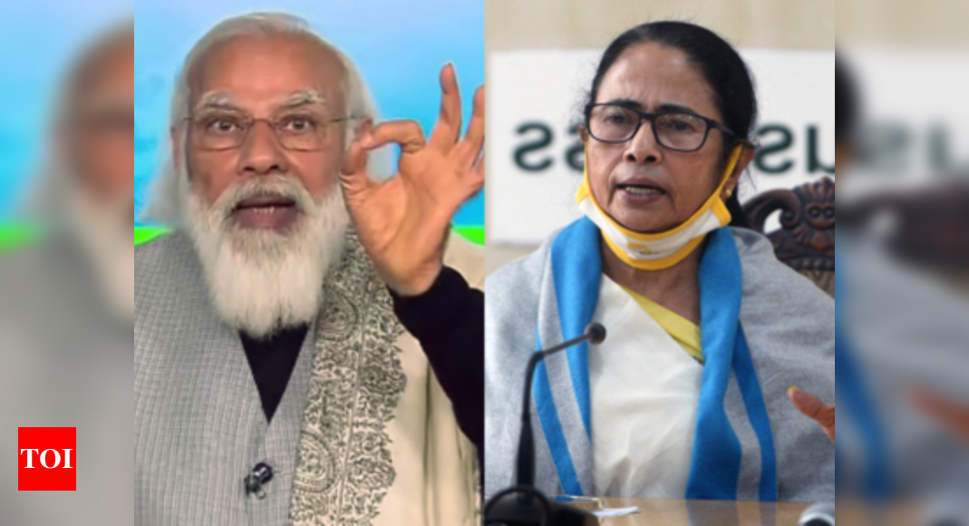 With regional fronts supporting Didi, Bengal polls turn into Modi versus Mamata battle