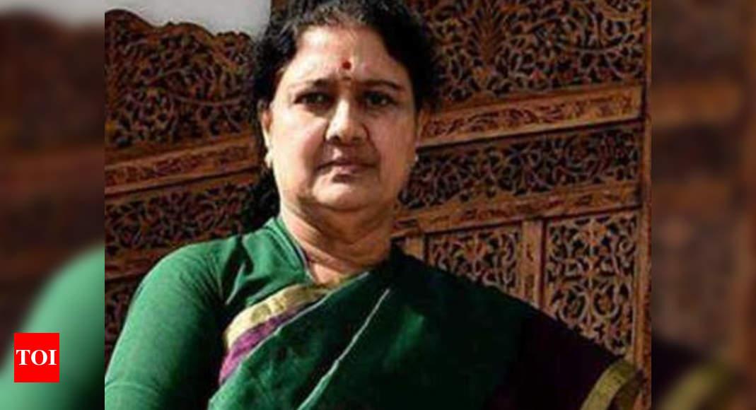'Outsider' close to BJP got Sasikala to shun poll battle for now