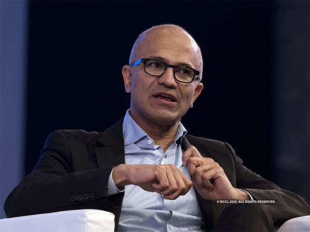 Microsoft CEO Satya Nadella on what he thinks is 'real' leadership is