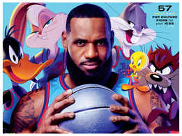 'Space Jam: A New Legacy': Bugs Bunny, Daffy Duck, Lola Bunny, Tweety and Tasmanian Devil join LeBron James in new stills
