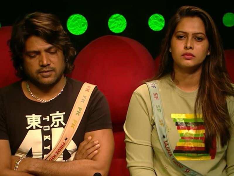 Bigg Boss Malayalam 3: Bigg Boss gives Sajina and Firoz the option to leave the house again