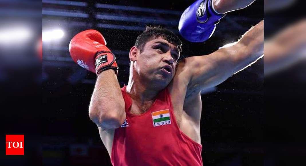 Boxam International: Satish, Ashish enter semis