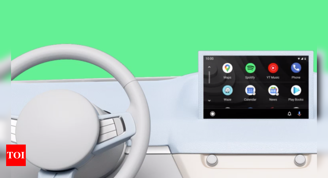 Android Auto: Key features, what it can do, what not and more – Times of India