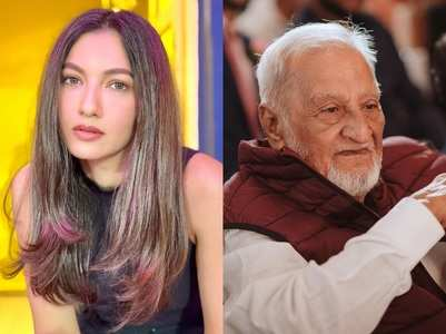 Gauahar pens farewell note to her father