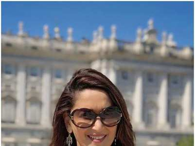 Inside Madhuri Dixit's beautiful vacations