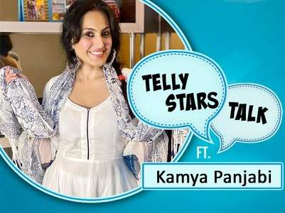 Telly Stars Talk: Kamya on her 2 marriages