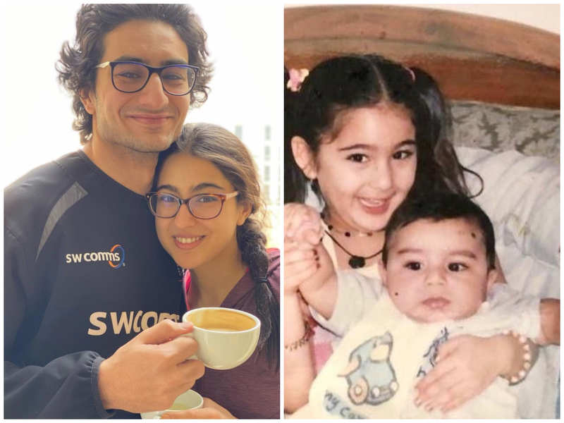 Sara Ali Khan pens an adorable birthday note for her 'Iggy Potter' Ibrahim; says 'I promise to always tell the best knock knock jokes'
