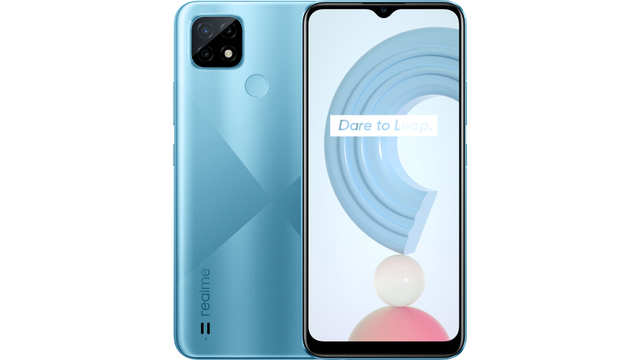 Realme C21 with 5000mAh battery, 6.5-inch HD+ screen launched in Malaysia