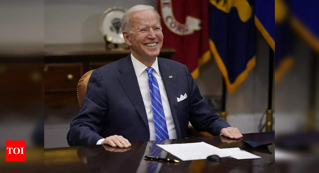 Biden looks forward to engaging with Quad partners