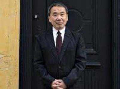 Japanese novelist Haruki Murakami designs T-shirt range