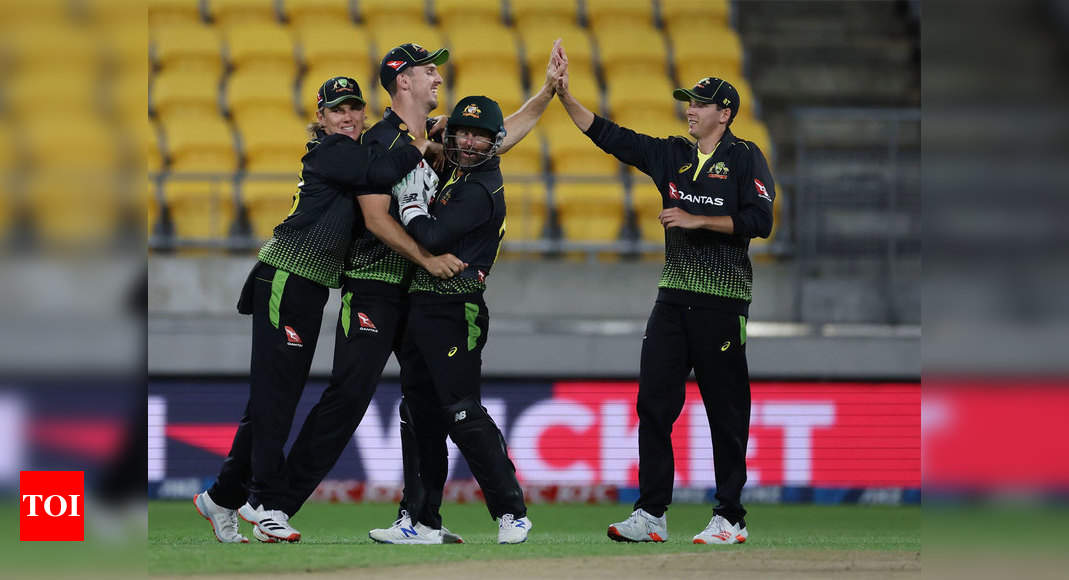 Australia beat New Zealand to force T20I series decider