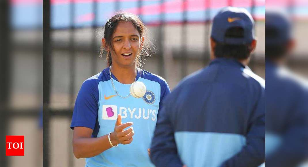 Shikha Pandey's omission a tough call but she is not dropped: Harmanpreet